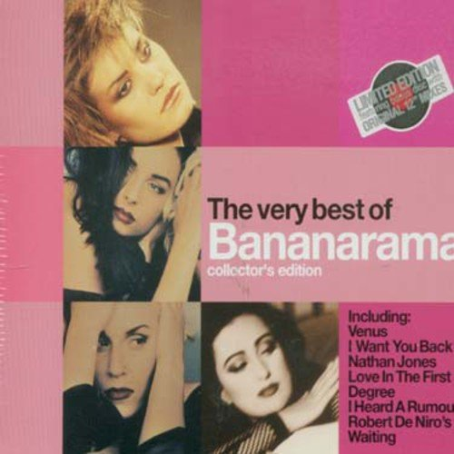 The Very Best of Bananarama by Import [Generic]