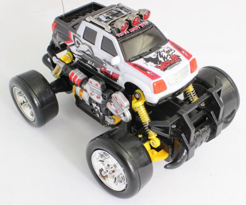 Remote Control Truck: Extreme Monster Drifting Truck 4x4