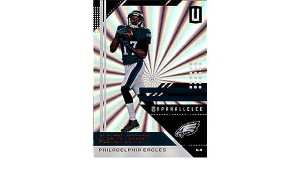Amazon.com: 2018 Unparalleled Football Shine #159 Alshon Jeffery Philadelphia Eagles NFL Trading Card made by Panini: Collectibles & Fine Art