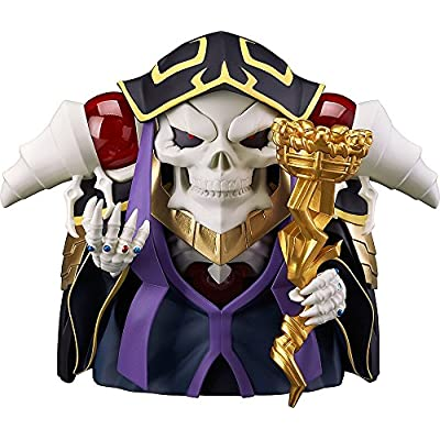 Good Smile Overlord: Ainz Ooal Gown Nendoroid Action Figure: Toys & Games