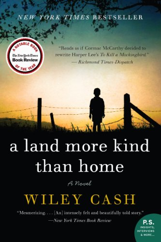 A Land More Kind Than Home: A Novel cover