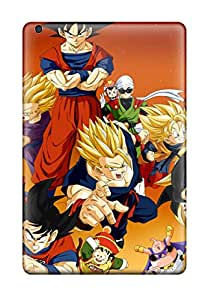Emilia Moore's Shop Christmas Gifts Ipad Mini 2 Hard Back With Bumper Silicone Gel Tpu Case Cover Dbz