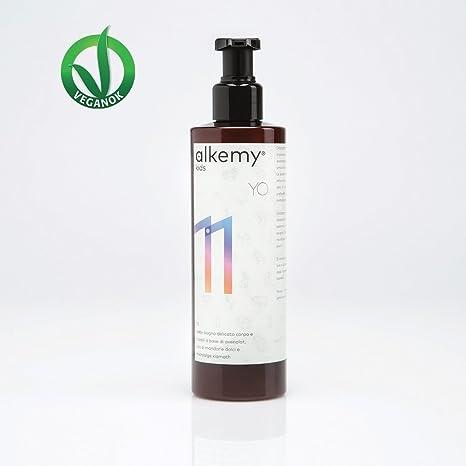 alkemy – Limpiador de baño delicada para niños