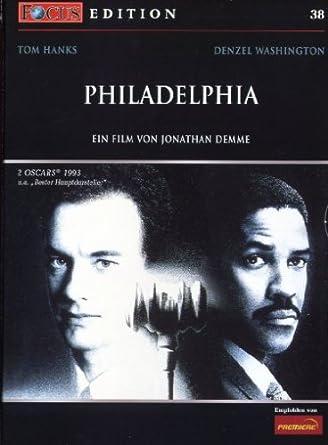 Philadelphia - FOCUS-Edition [Alemania] [DVD]: Amazon.es: Tom ...