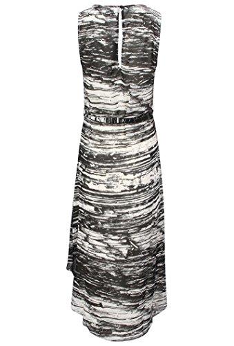 Religion - Robe - Ajourée - Femme multicolore Whisper White/Jet Black