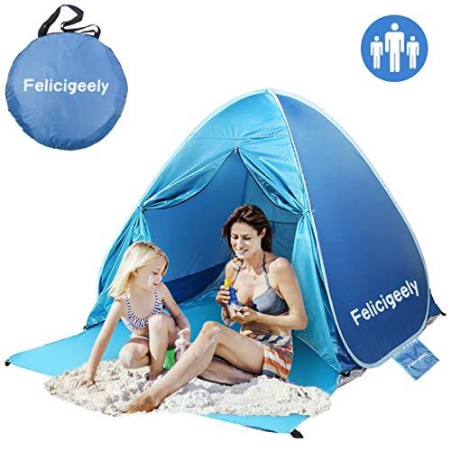 Felicigeely Beach TentUPF 50+