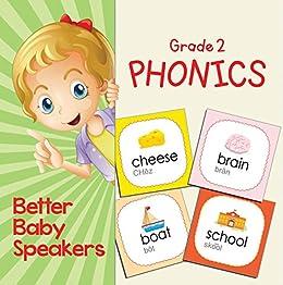 Amazon Com Grade 2 Phonics Better Baby Speakers 2nd Grade Books