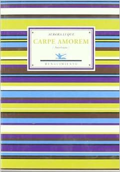 Carpe Amorem (antologia) - Descarga gratuita de ibooks para iphone