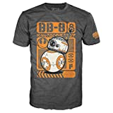 Star Wars Pop! Tees BB-8 Type Poster T-Shirt