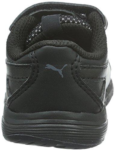 Puma Axis v4 SL V - Zapatillas Unisex Niños Negro (Black/Black 01Black/Black 01)