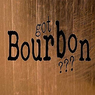 Got Bourbon? Coaster