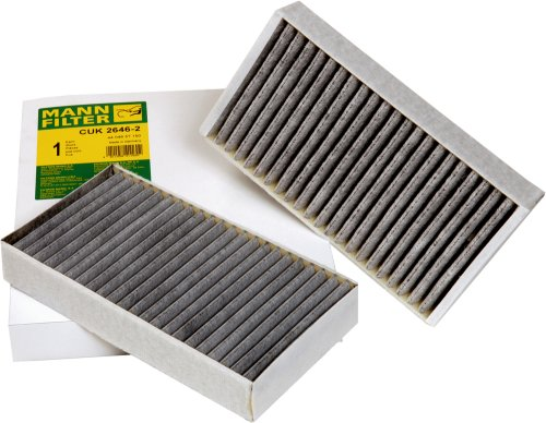 Mann-Filter CUK 2646-2 Carbon Activated Cabin Filter