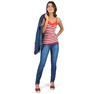 9a374e059 Calça Jeans Reta Stone: Amazon.com.br: Amazon Moda