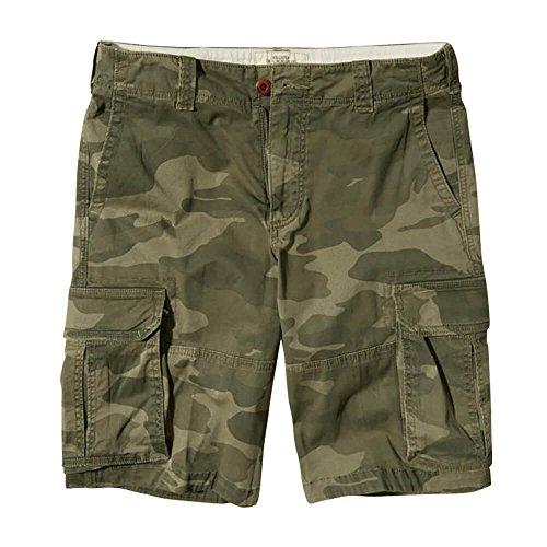 Hollister Men's Camo Cargo Shorts Cali Longboard 12