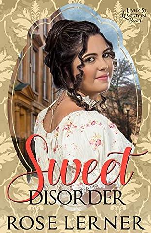 Sweet Disorder (Lively St. Lemeston Book 1) - Plump Sweet
