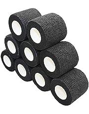 nilo zelfklevend verband - 12 rollen 7,5 cm x 4,5 m zelfklevend, elastisch, ademend verband, hoefverband, gipsverband, eerste hulp, steunverband