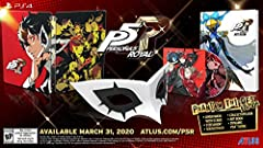 Prepare for an all-new RPG experience in Persona 5 Royal based in the universe of the award-winning series, Persona! Don the mask of Joker and join the Phantom Thieves of Hearts. Break free from the chains of modern society and stage grand he...