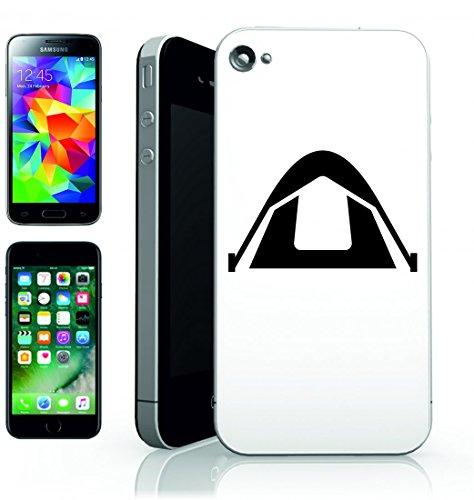 Smartphone Case cuscinetto di campeggio di altre cose del Padiglione di animale domestico della tenda per Apple Iphone 4/4S, 5/5S, 5C, 6/6S, 7& Samsung Galaxy S4, S5, S6, S6Edge, S7, S7Edge Huaw