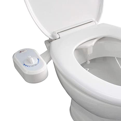tktrading24 Bidet Aufsatz Adapter WC-Dusche Intimpflege - 1000 Classic Taharet/Taharat