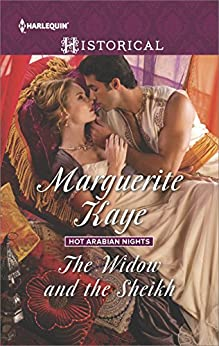 The Widow and the Sheikh (Hot Arabian Nights) by [Kaye, Marguerite]