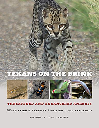 - Texans on the Brink (Integrative Natural History Series, sponsored by Texas Research Institute for Environmental Studies, Sam Houston State University)