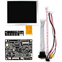 NJYTouch VGA AV LCD Controller Board KYV-N2 V1 With 5.6inch AT056TN52 640x480 5.6 LCD Screen