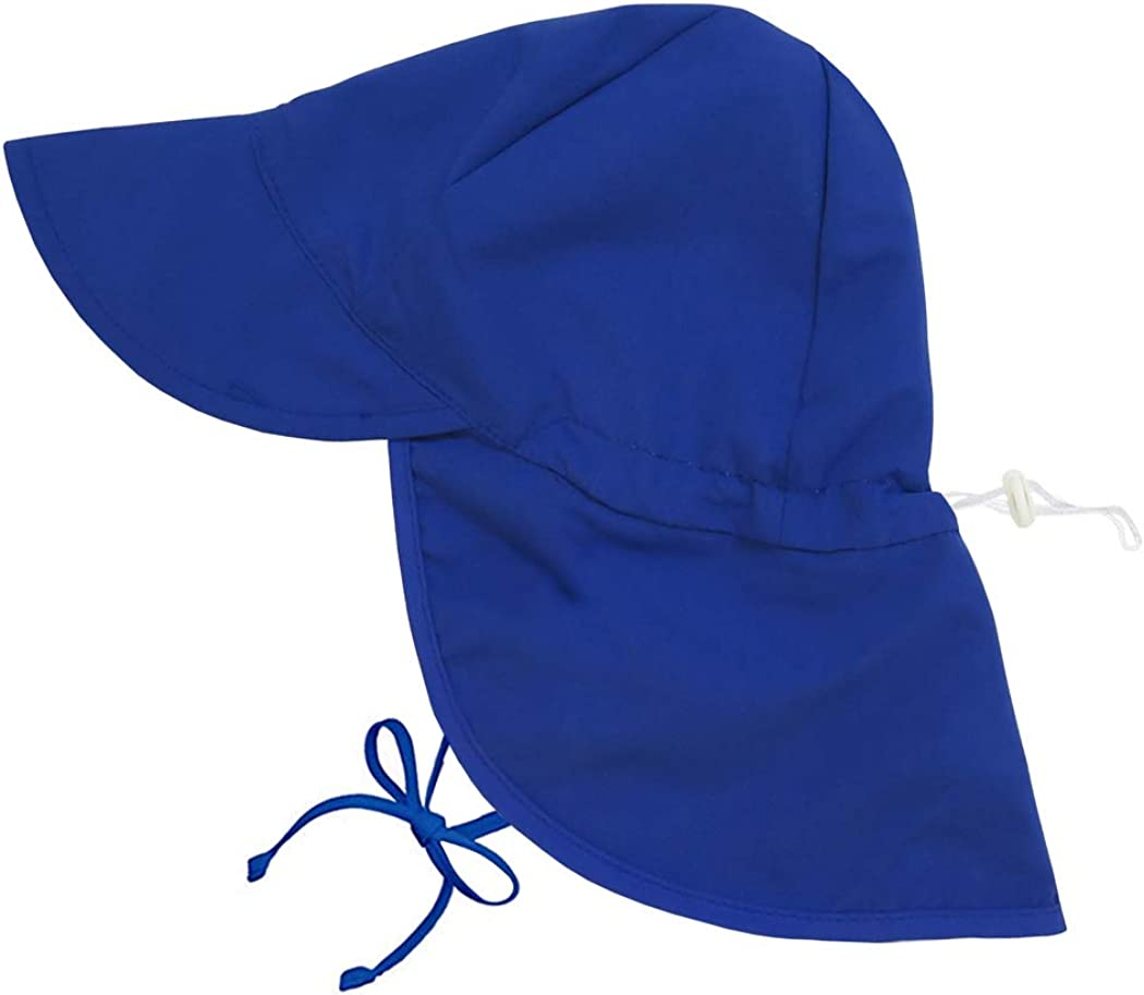 Baby Boy Girl UPF50+ Sun Protection Flap Hat for Beach Outdoor Travel,Kids'Sporty Hat for Swim Surf