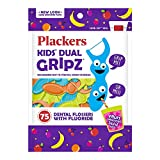 Plackers Kids Dental Floss Picks, 75 Count