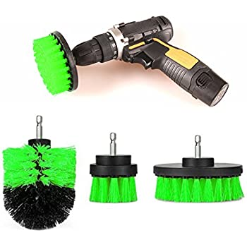 Amazon Com Clearance Brush Drill Attachment Cleaner Sets