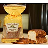 Essential Baking Company Gluten Free Sunny Seeded White Sliced Bread, 14 Ounce - 6 per case.