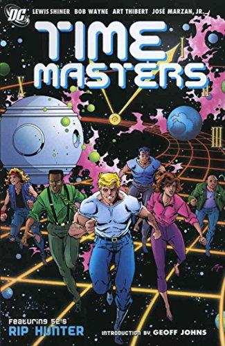(Time Masters TPB #1 VF/NM ; DC comic book)