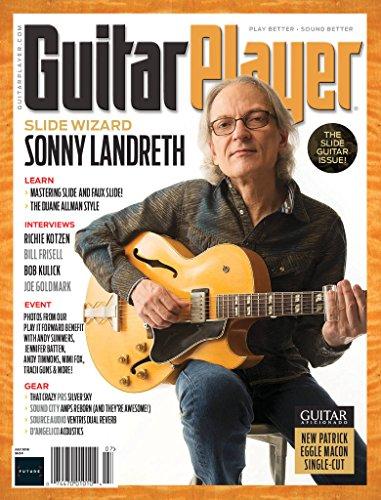 Guitar Player Magazine - Guitar Player