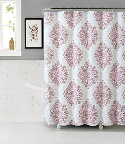Wholesalebeddings Tranquility Cotton Fabric Curtain