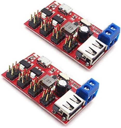 USB power breakout  DC to DC POWER 5V to 1.8V//3.3V//5V//9V//12V