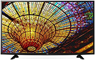 "LG 43UF6400 Smart Tv 43"" LED Ultra HD 4K, Wi-Fi, 120Hz, negro"
