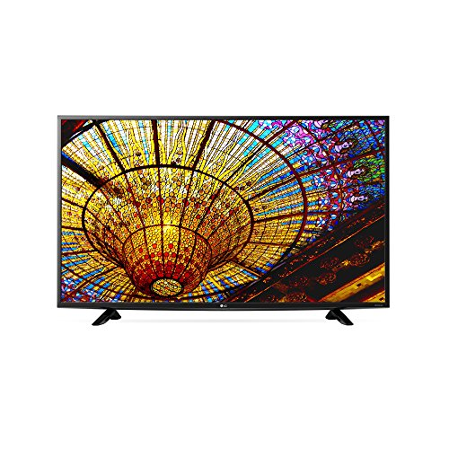 LG Electronics 43UF6400 43-Inch 4K Ultra HD Smart LED TV
