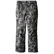 Arctix 1150-07-XL Youth Snow Pants with Reinforced Knees and Seat, Green Camo, X-Large