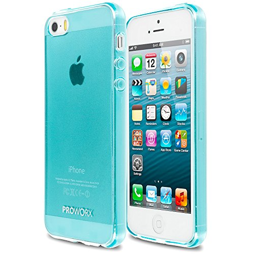 iPhone 5/5S/SE Case, PROWORX Premium Ult - Silicone Skin Case Shopping Results