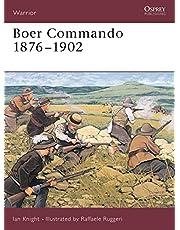Boer Commando 1876–1902