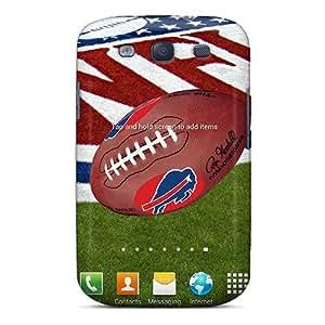 [kDdmZ20163rQDNi]premium Phone Case For Galaxy S3/ Buffalo Bills Tpu Case Cover