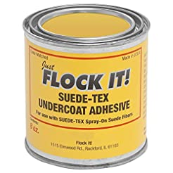 Suede-Tex Undercoat Adhesive - Black - 8...