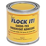 Suede-Tex Undercoat Adhesive - Med Blue - 8 OZ Can