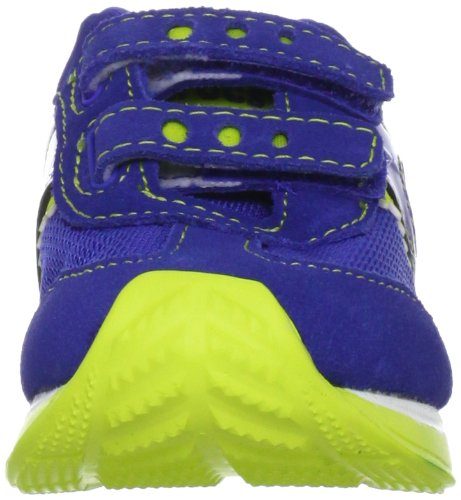 Crocs Retro - Zapatillas Blu (Cerulean Blue/Citrus)