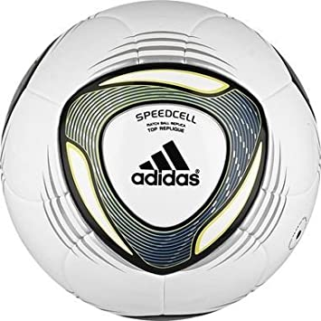 adidas Balón Fútbol Copa del Mundo Sudáfrica 2010 Top Rep Blanco ...