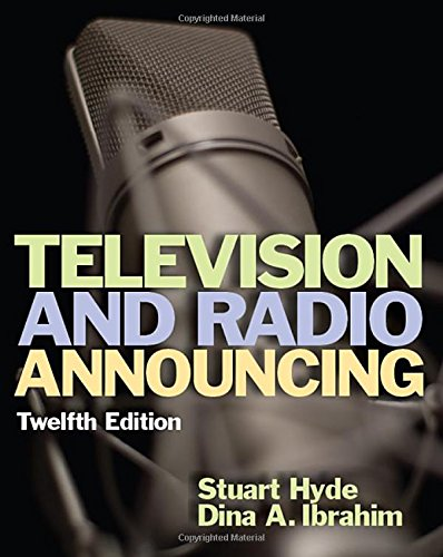 Television and Radio Announcing, 12th Edition by Pearson