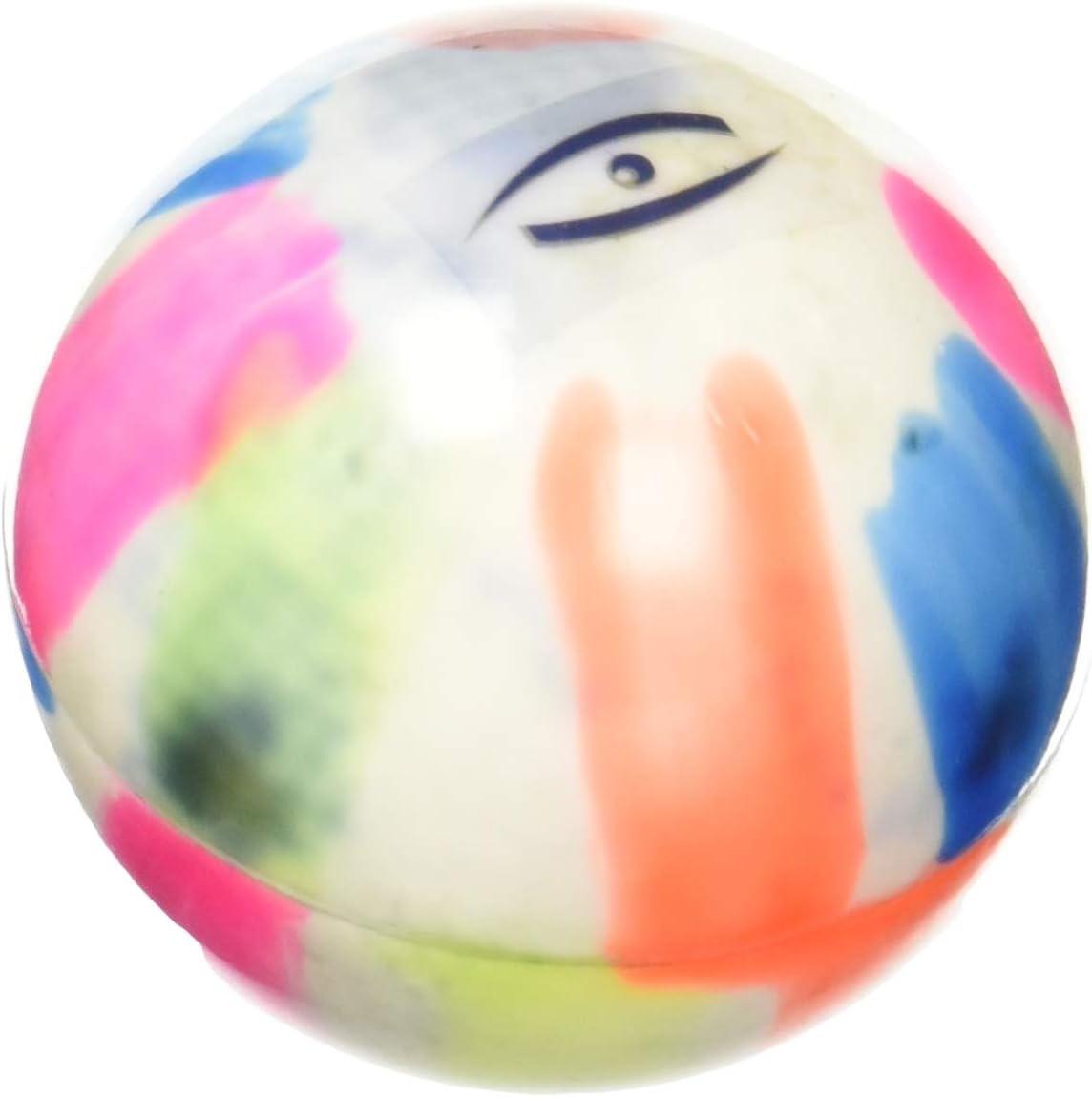 Harrow Blister lisse Boule de hockey sur gazon (1pièce), Multicolore