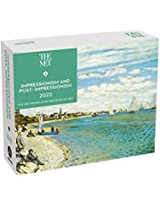 Impressionism and Post-Impressionism 2022 Day-to-Day Calendar
