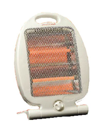 800 Watt Halogen Heater (Desk Or Floor Standing) Quartz NAH991