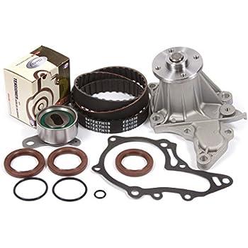 88-92 Geo Toyota 1.6 DOHC 16V 4AF 4AFE Timing Belt Kit Water Pump
