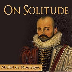 On Solitude Audiobook